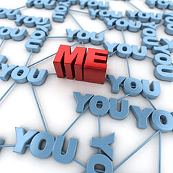 "the emphasis in selling logistics services must be ""you,"" not ""me"""