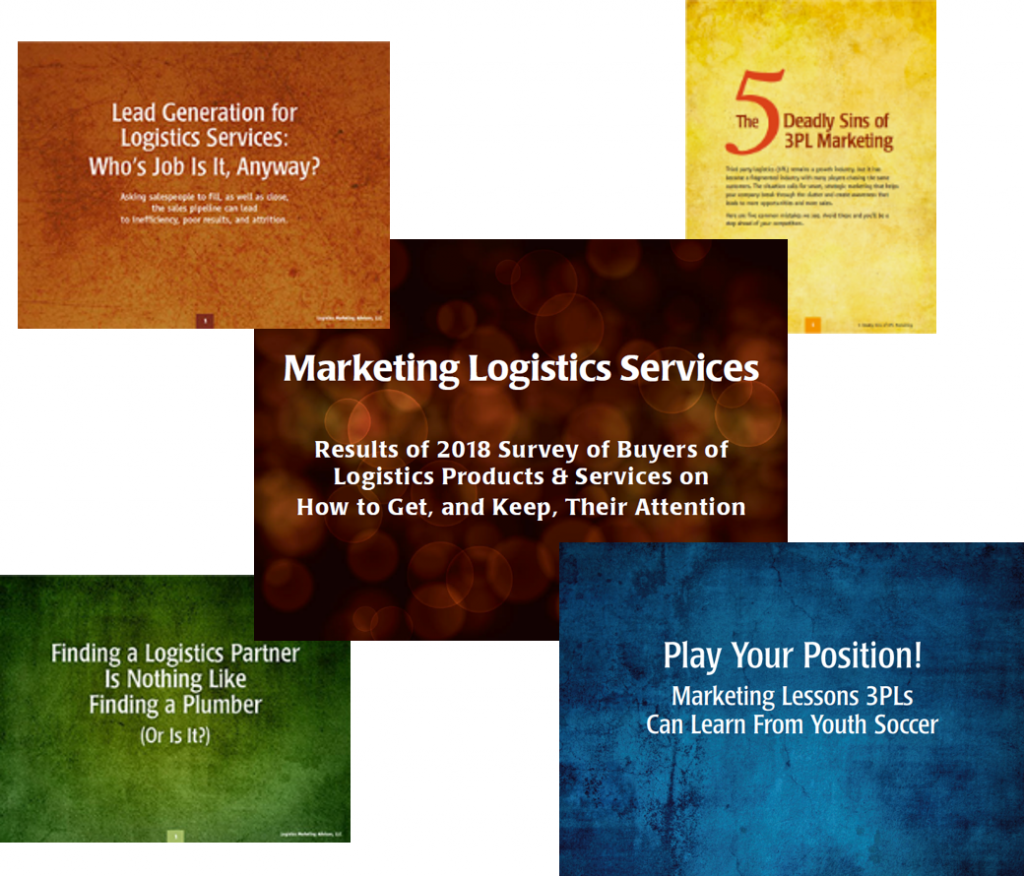 Marketing Logistic Services