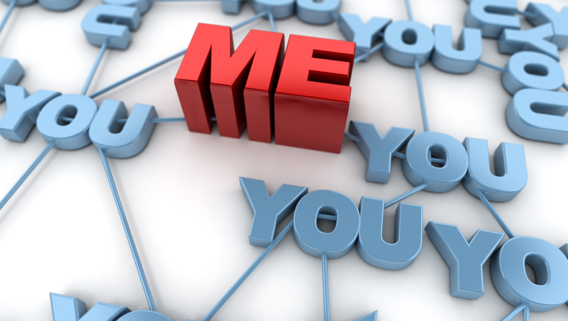 "Selling Logistics Services: Is the Emphasis on ""Me"" or ""You?"""